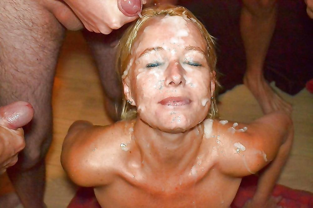 Частное фото женщин забрызганных спермой — photo 13