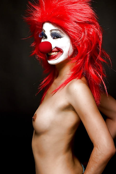 Clown posse babes naked