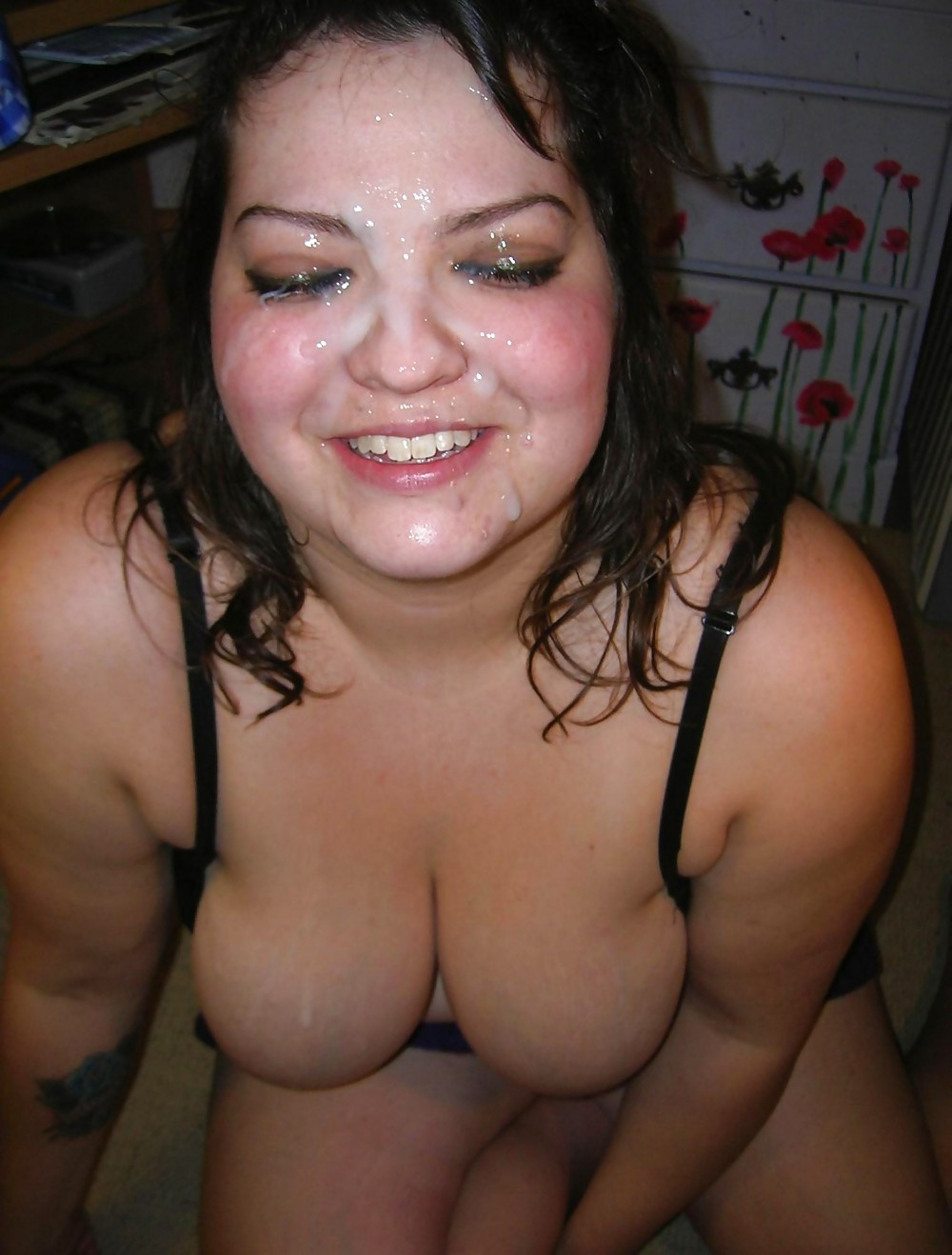 Teen bbw facial movies