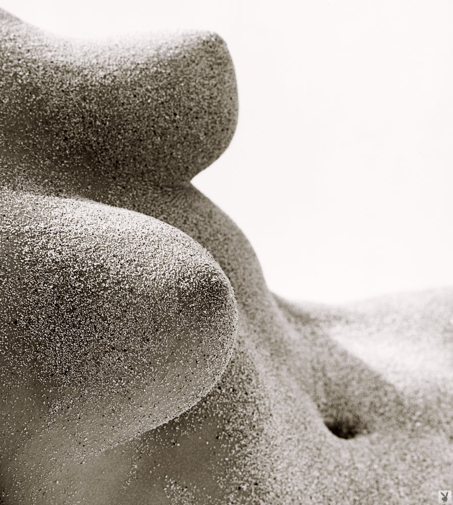 Her breasts felt like bags of sand