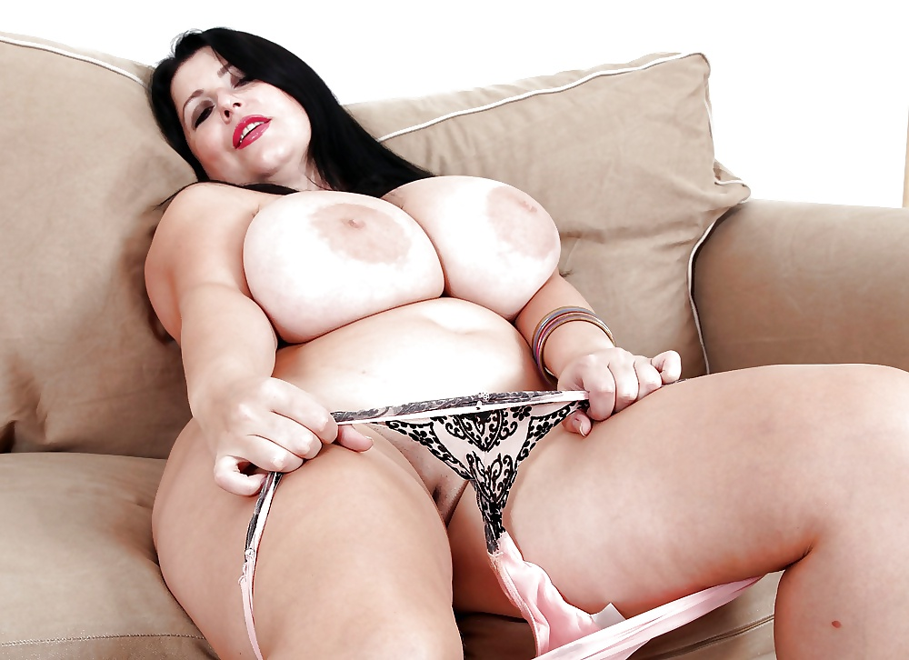 American hot sex of sexy bbw with big tits takes on a bbc