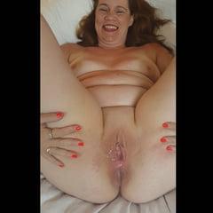 Rebeka Ruby Hairy Pussy Masturbates With Dildo