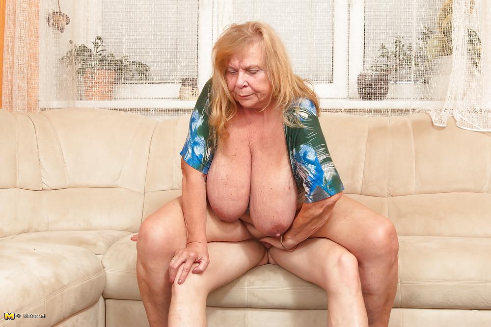 Huge Tits Granny Porn