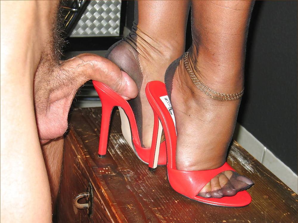 Saddle Shoe Sex Kitten