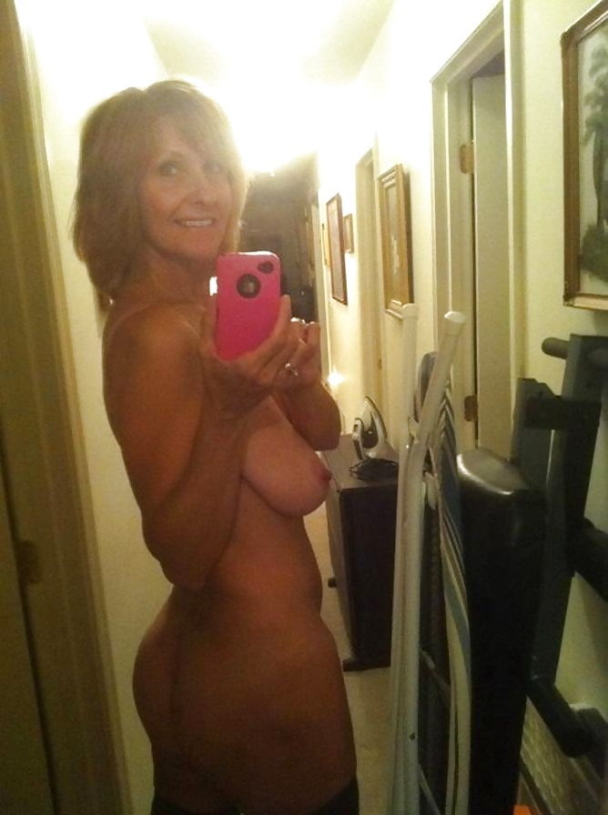 Real Old Women Nude Self Shot