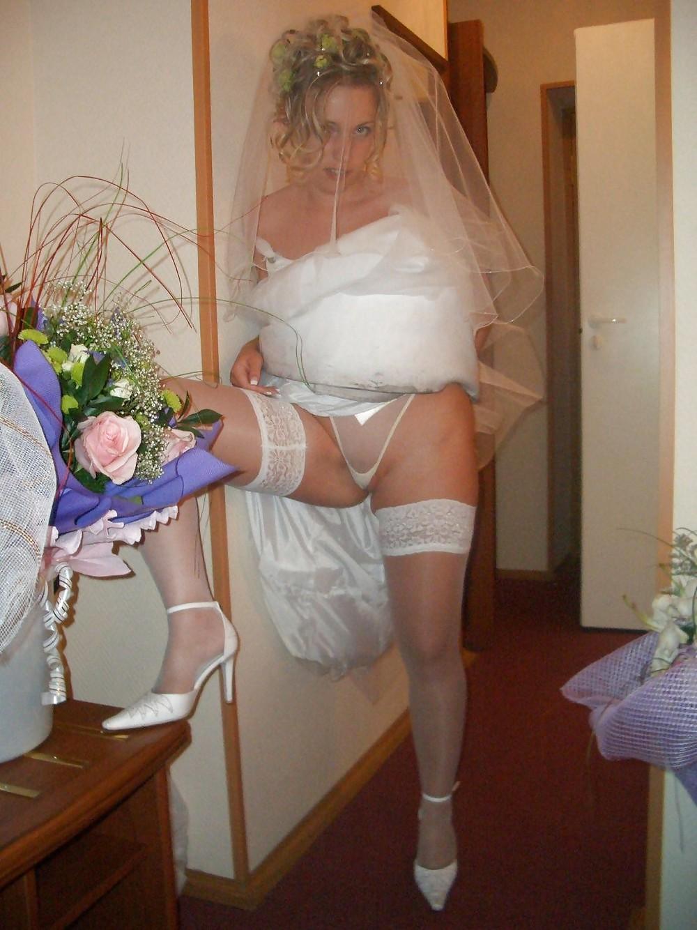 upskirt voyeur photo Bride