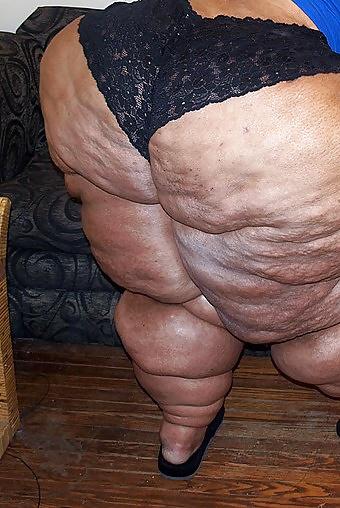 Fat Ebony Bbw Ass