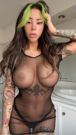 Mucci nude alex Alexis Mucci