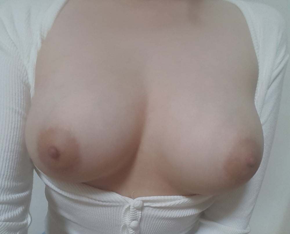 Korean big boobs girl-8345