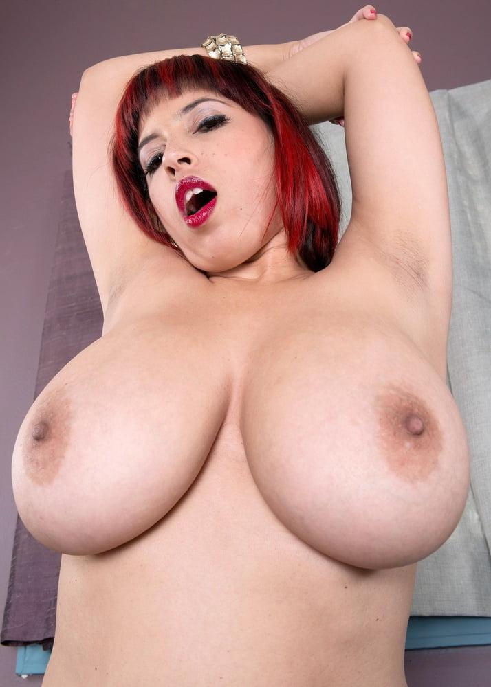 Redhead busty blowjob-4632