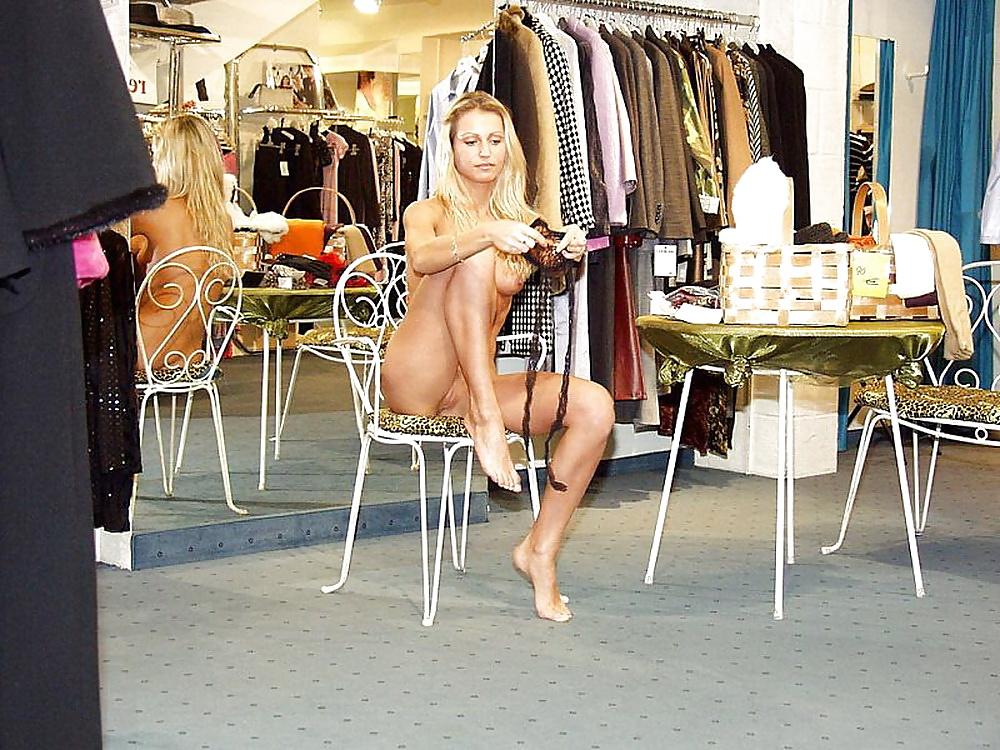 Фото шоппинг голых женщин, фильмы групповой порно