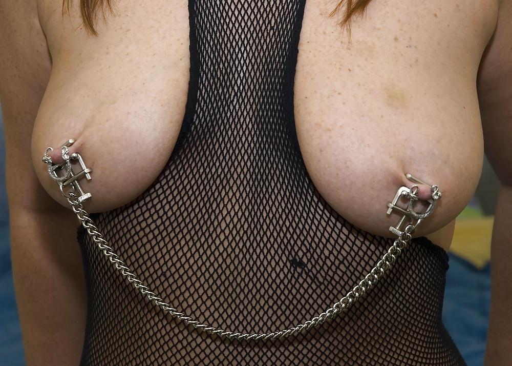 Clamping nipples
