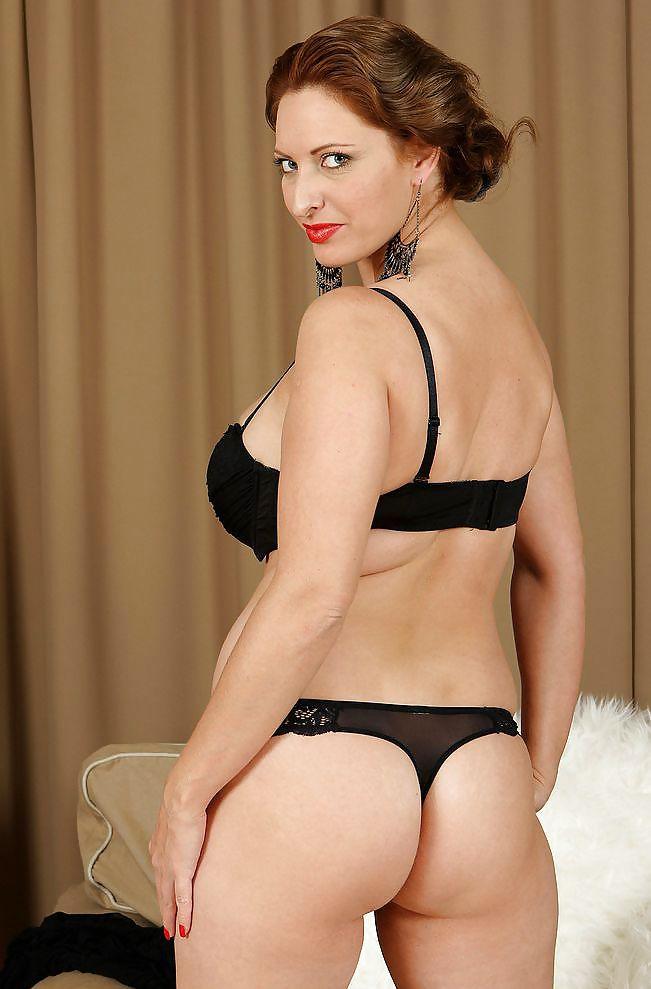 Danni ashe orange bikini for the big boobs lovers - 2 part 1