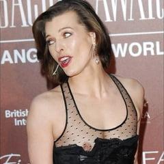 Jovovich nude pics milla Milla Jovovich