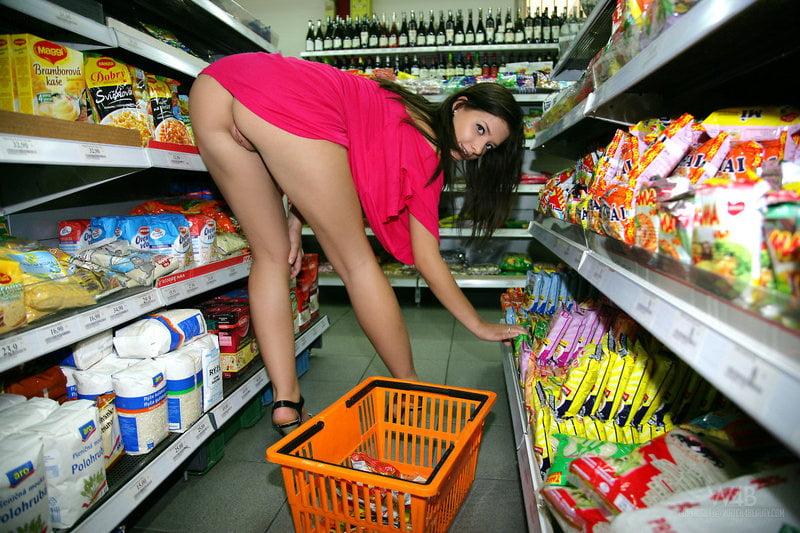 Sexy market woman my celebrity