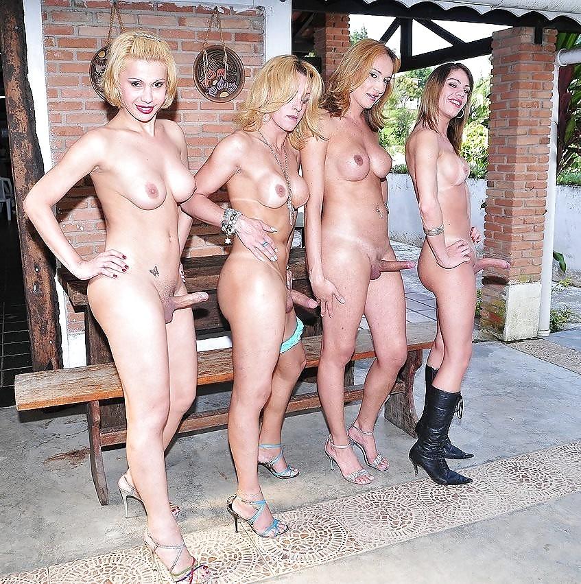 Tranny beauty contests
