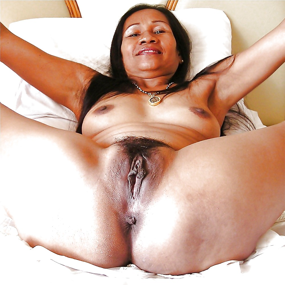 Asian Mature Pussy