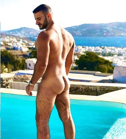 Eliad Cohen Nude