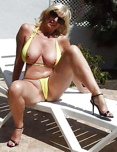 Skimpy bikini competition