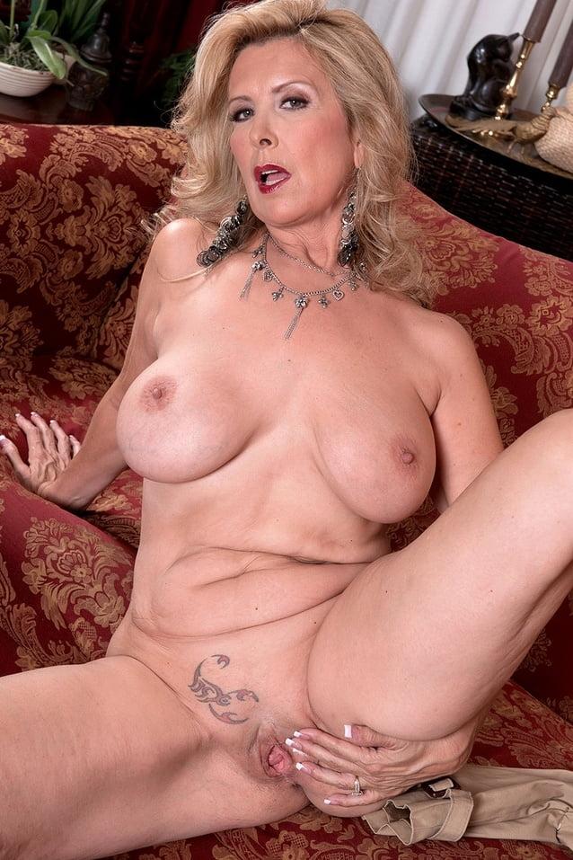 Nackte Erotische Frau