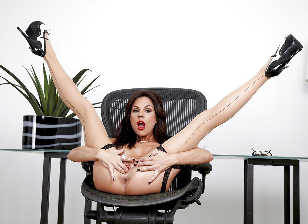 Стриптиз секретарши порно #10
