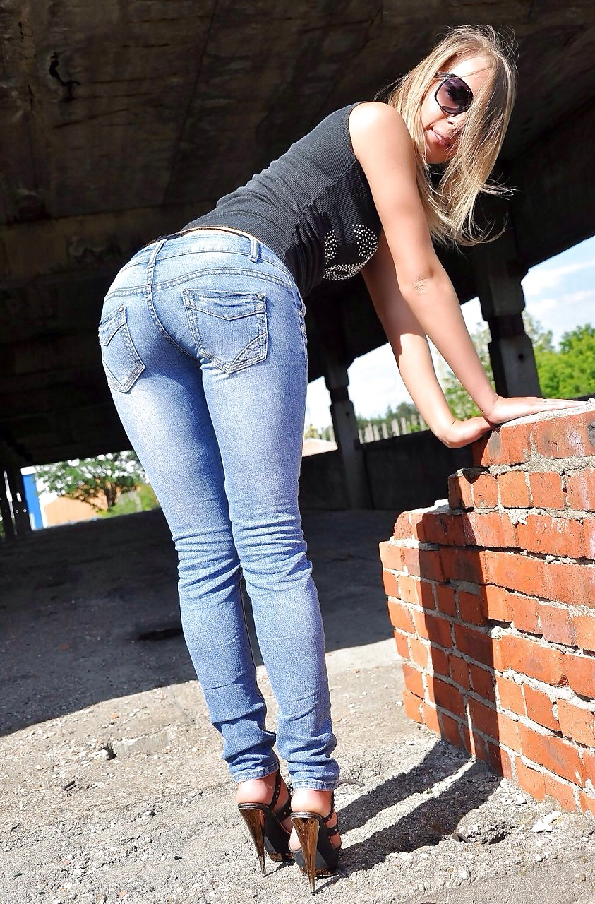 Ripped jeans cassidy klein