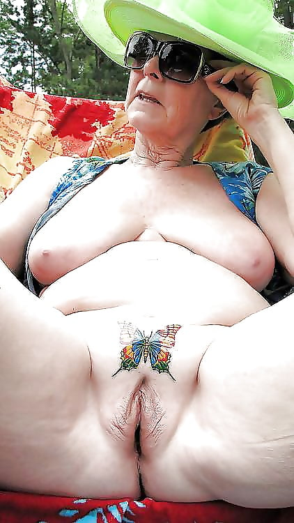 granny fine looking pussy