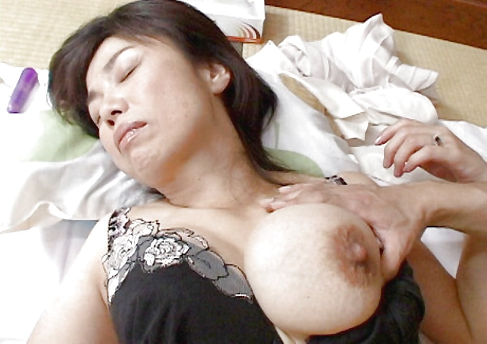 Japanese old mature porn-2424