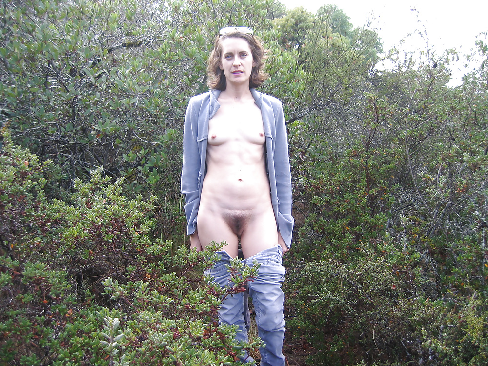 Pictures of naked wife outdoors — pic 13