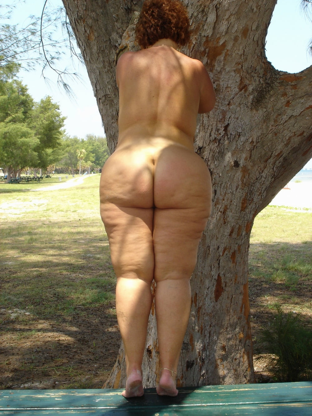 Rough naked women with cellulite ladies wet