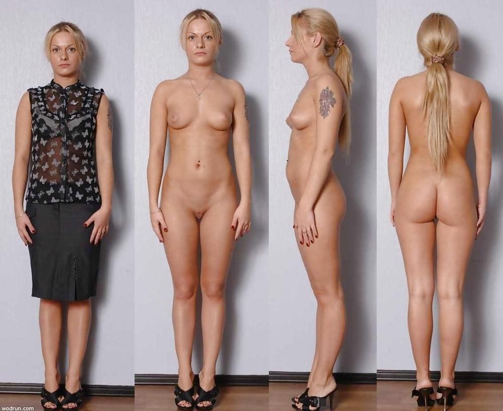 Одевать голых женщин