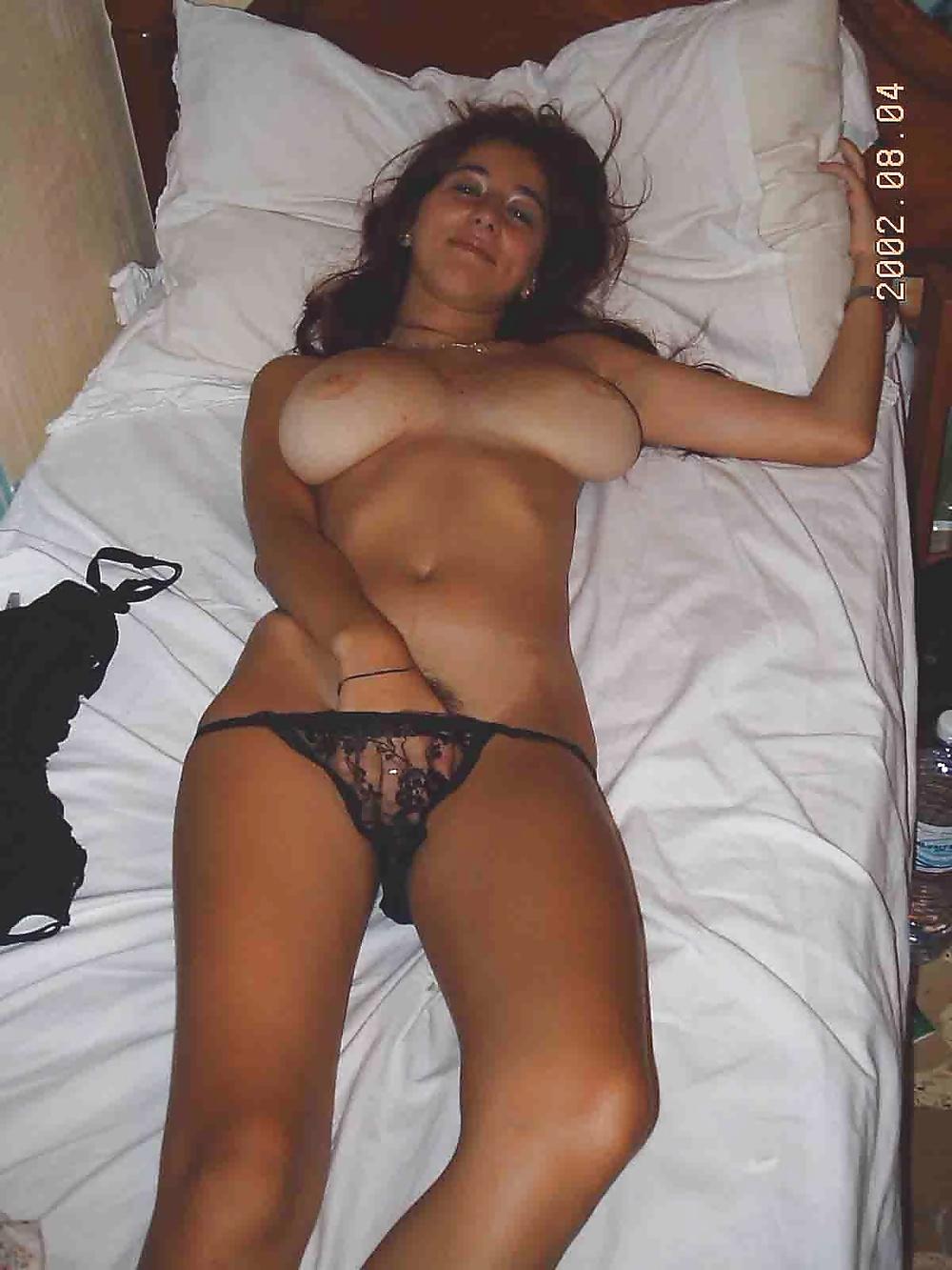 Big Tit Car Masturbation