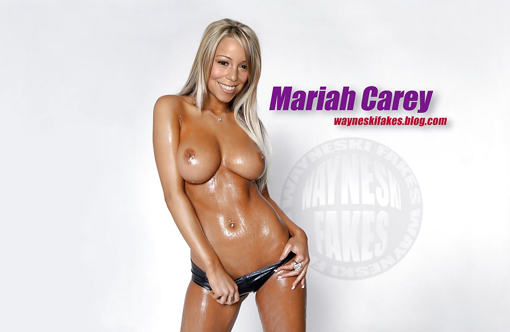 Mariah carey totally nude fappening pics new leaks