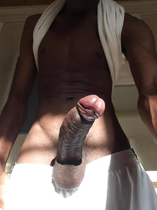 Black man fucking big dick