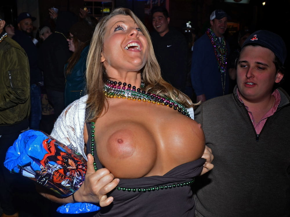 Beerfest boobs