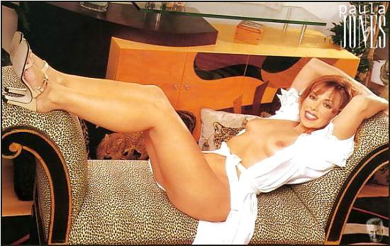 Paula jones nude, black woman in black bikini