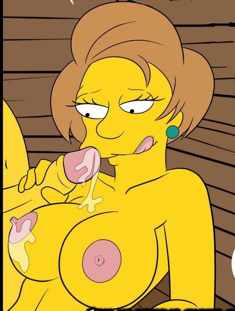 Showing Porn Images For Miss Krabappel Miss Hoover Porn