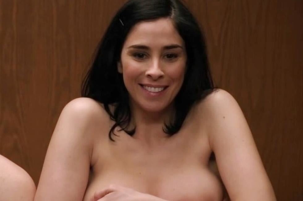 Sarah silverman michelle williams shower scene