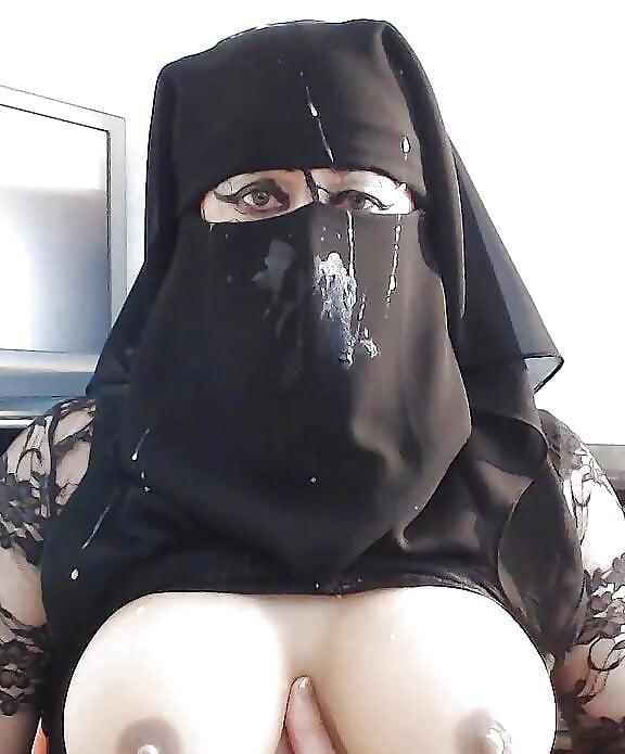Sex burka Hijab Niqab