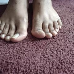 My Awesome Man Feet 1