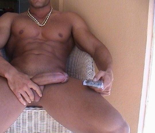 Daniel conn cock nude