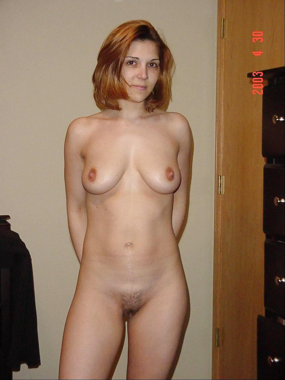 Time wife naked at home