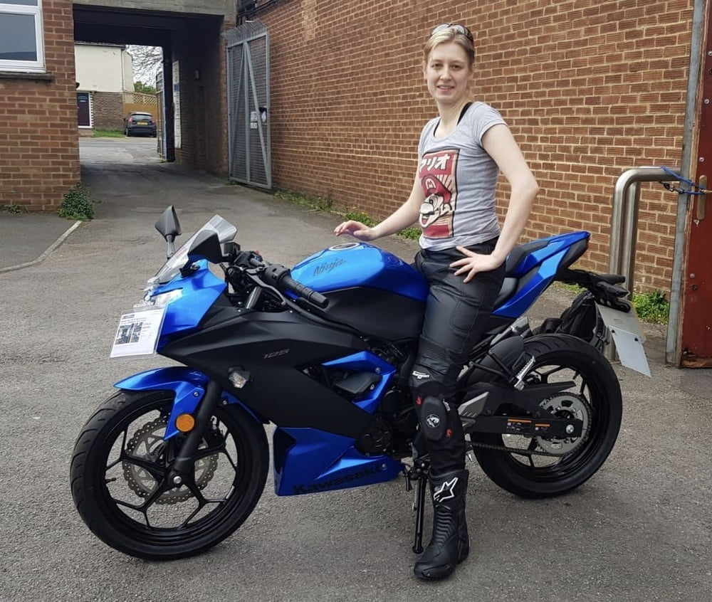 Love my bike!