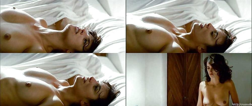Penelope cruz naked breasts, people having crazy sex
