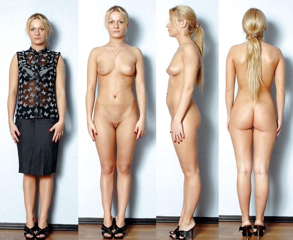 Naked clothed