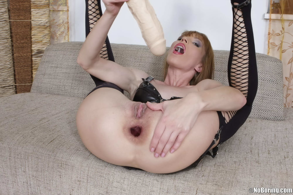 Rough Pierced Pornstar Toying Cunts And Asshole 1