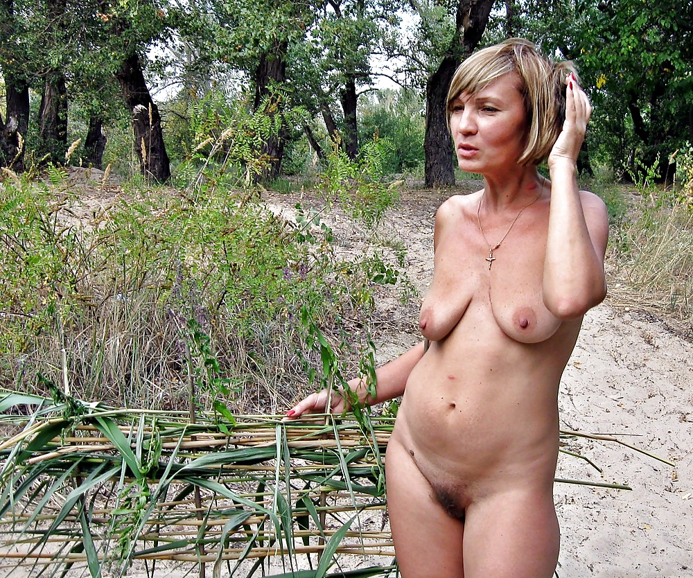 Видео частное фото голые супруги на природе порно фото