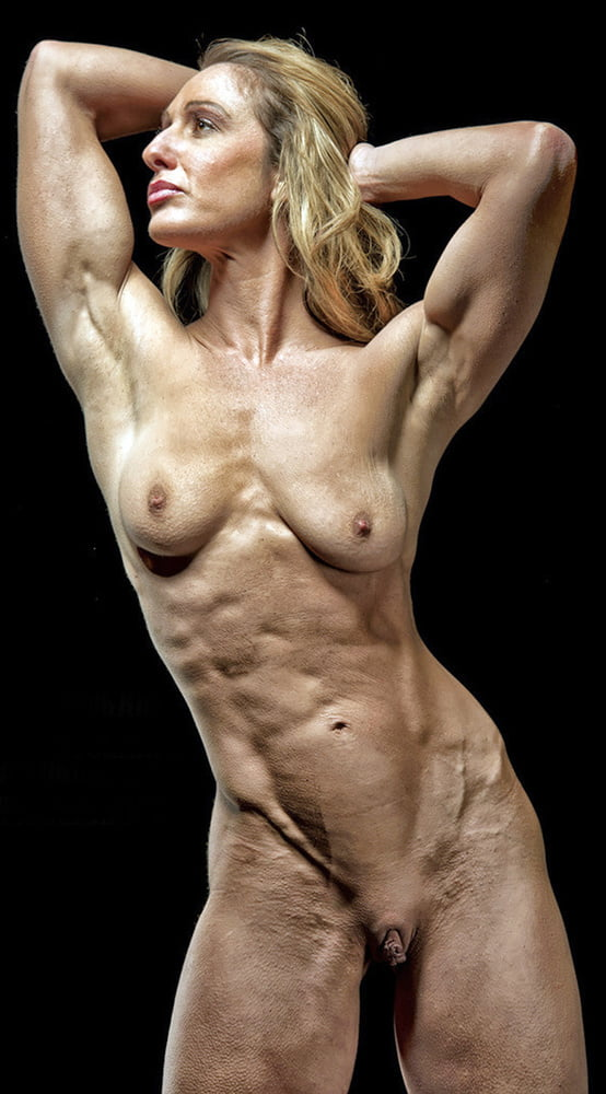 Fitness nude pic human