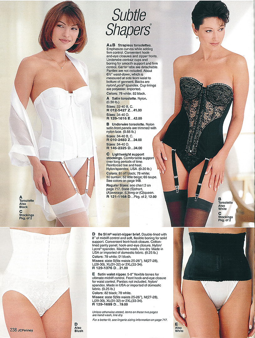 See and Save As s lingerie catalog scans porn pict - 4crot.com