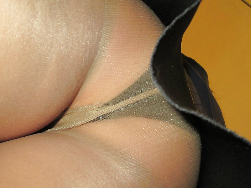 Upskirt pantyhose pictures